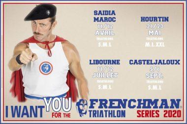 Présentation du triathlon Frenchman de Libourne & appel à bénévoles